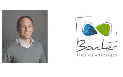 Thibaut ROUSSEL reprend la société BOUCHER PAYSAGISTE